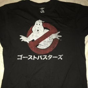 Ghostbusters Japanese T-Shirt M Medium